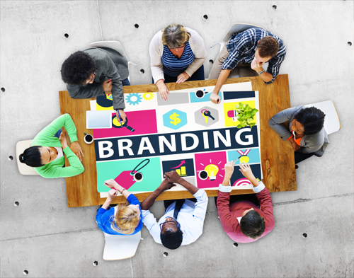 Develop Your Brand Image